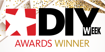 DIY week Awards winner