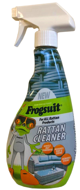 Frogsuit rattan cleaner